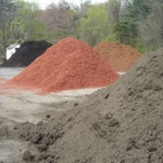 What is bark mulch used for?