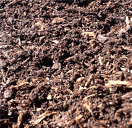 Aged Hemlock Mulch | Mike Lynch Enterprises