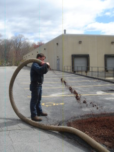Commercial and Residential Bark Blowing Services